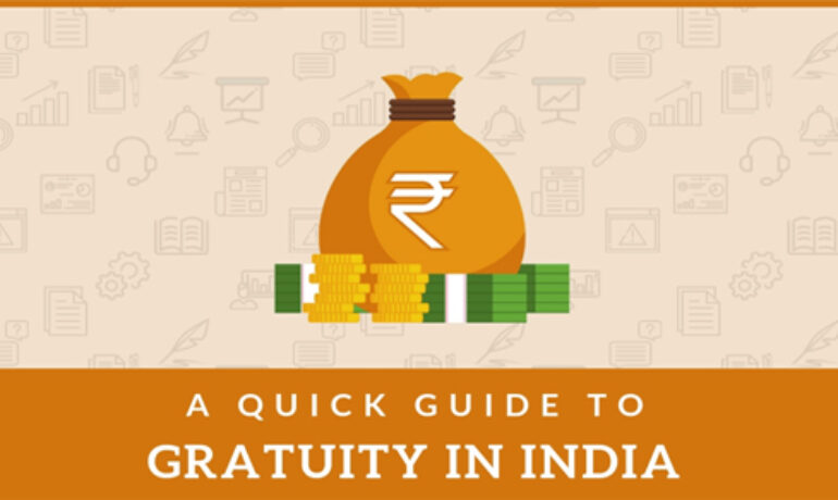 All about Gratuity in India