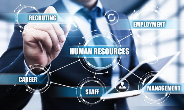 Hiring an HR Consultant.