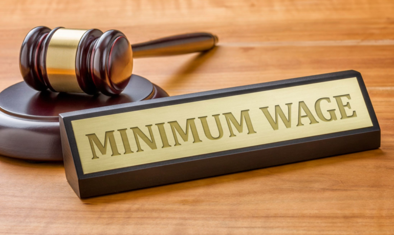 The Maharashtra Minimum Wages Notification